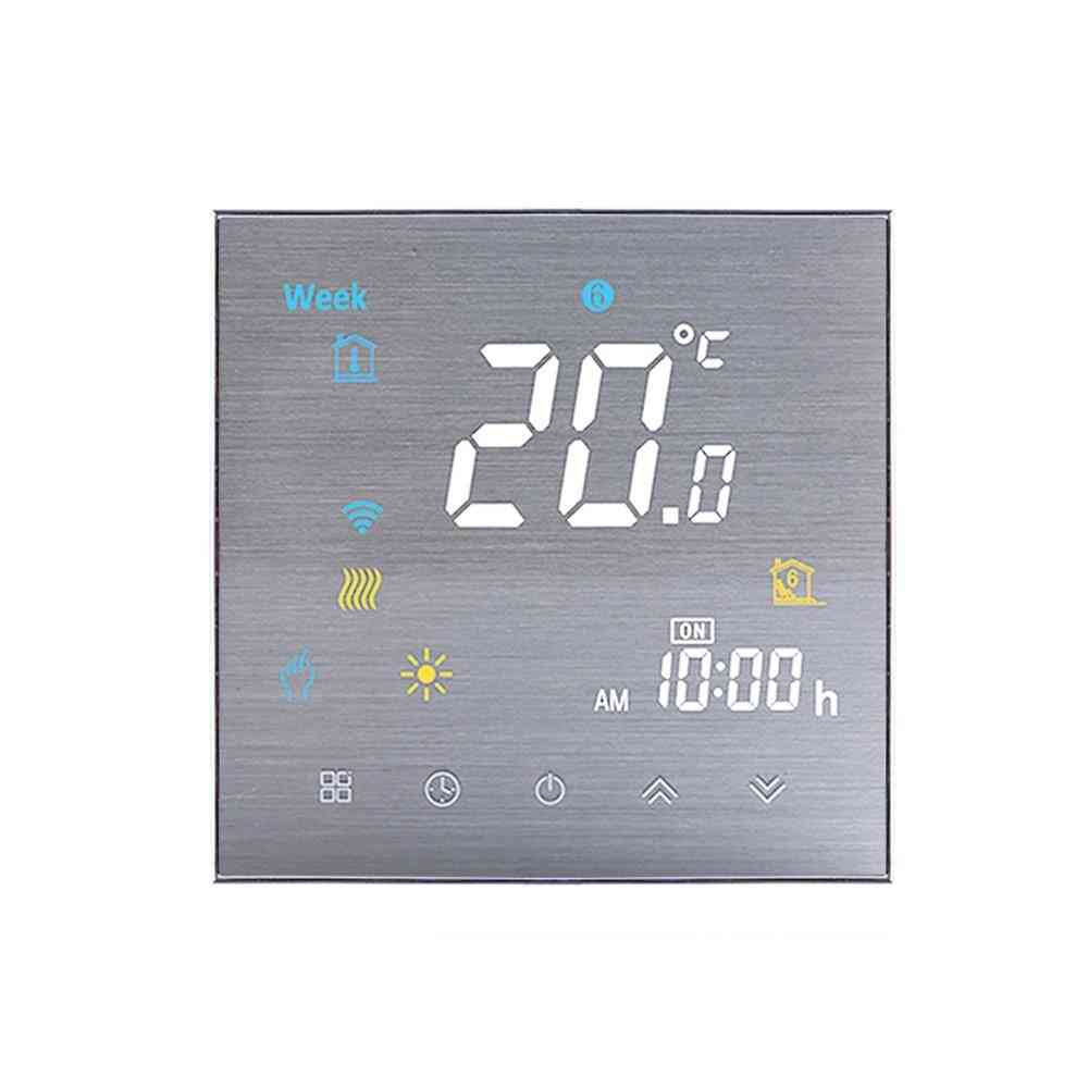 Wifi Smart Thermostat-temperature Controller For Water/electric Floor Heating/gas Boiler