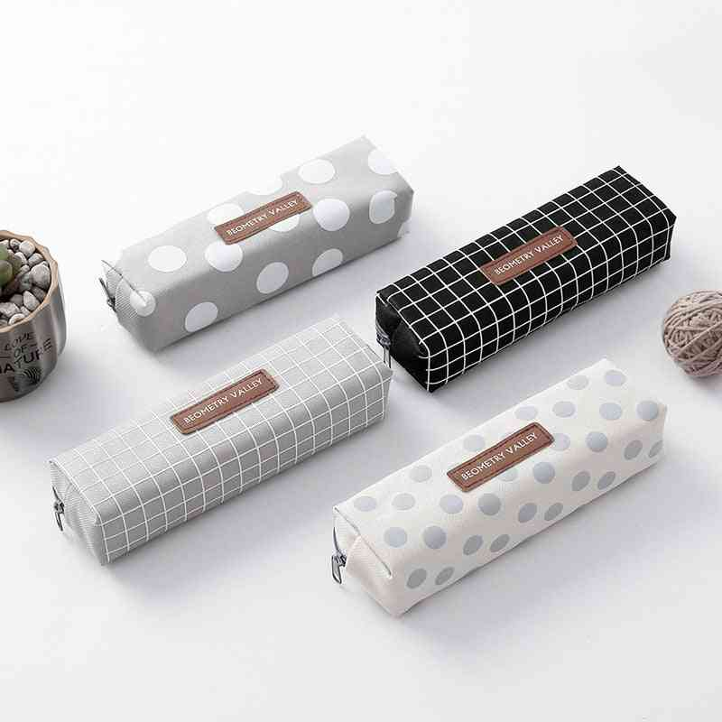 High Capacity Pen Storage Bags For/school Supplies
