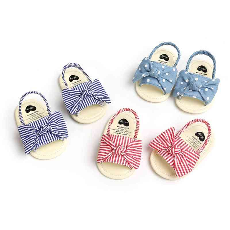 Summer Soft Hair Style Classic Baby Girl Slipper Sandals, Breathable Fur Shoes