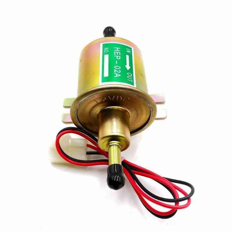High Quality Low Pressure Universal Diesel Petrol Gasoline Electric Fuel Pump