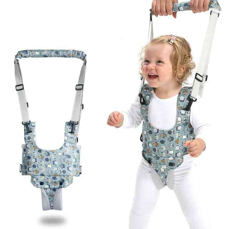 Toddler Safety Harness Training Cotton Pads, Bag With Walker Leash