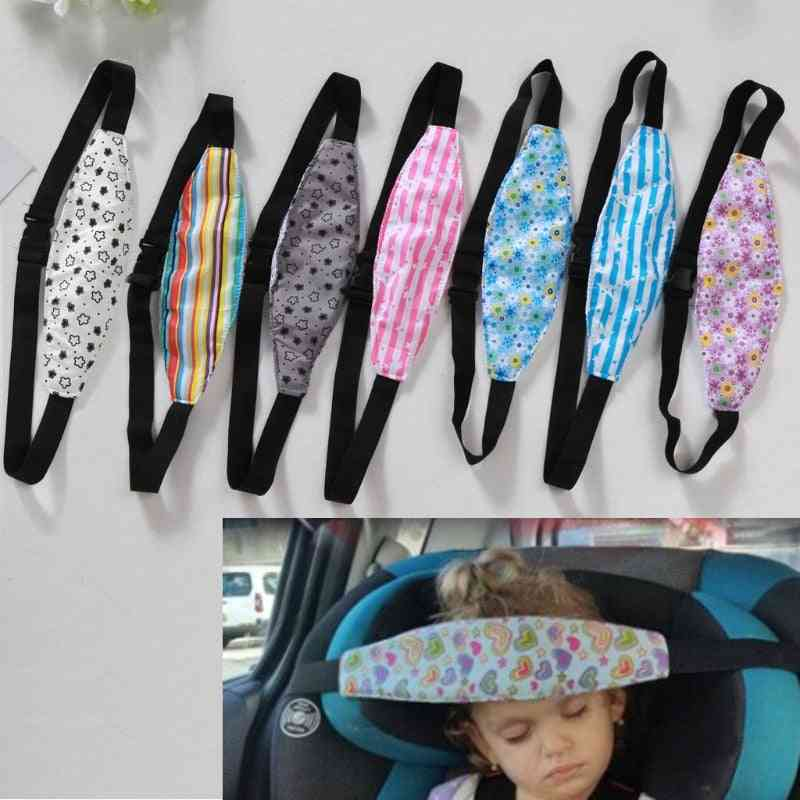 Head Support Sleeping Belt Stroller Car Seat Sleep Nap Holder