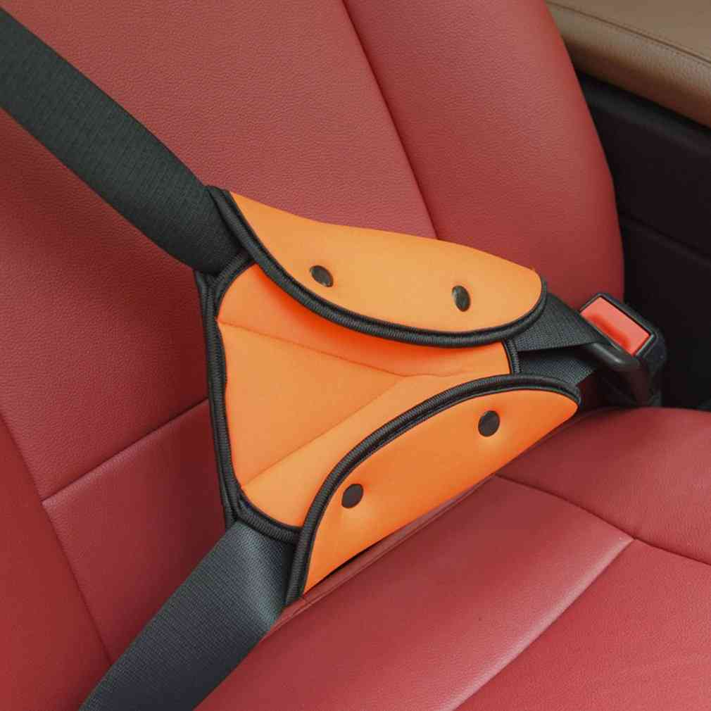 Car Seat Belt, Triangle Safety Clip