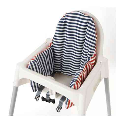 Baby Dining Chair Cushion Cover With Core Support Pad