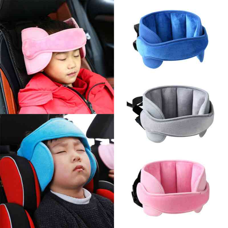 Head Band Strap Headrest, Stroller Carseat Sleeping Baby Carseat Head Support