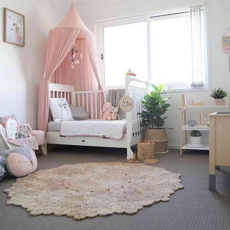 Chiffon Mosquito Net- Home Decoration Cute Princess Room Netting
