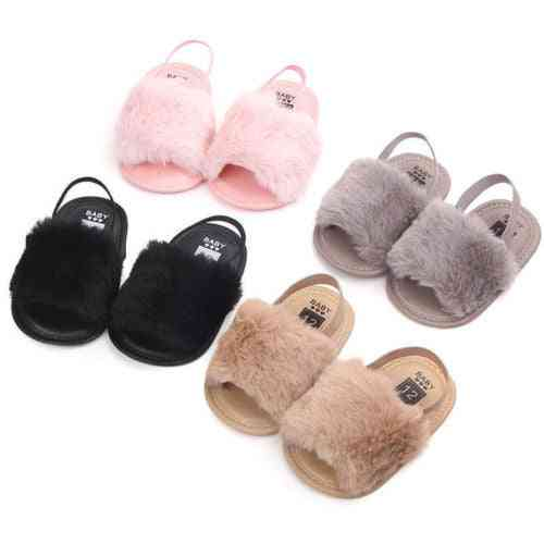 Emmababy Non-slip Summer Newborn  Baby Soft Sole Bowknot Shoes