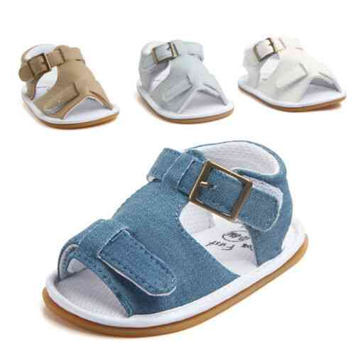 Baby Girl & Boy Summer Sandals, Anti Slip Slippers Hollow Shoes Sneaker