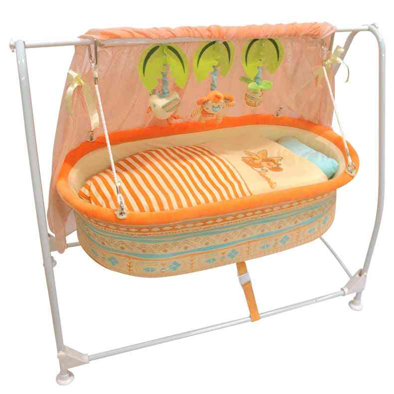 Baby Bassinet Cradle Swing Type Bed