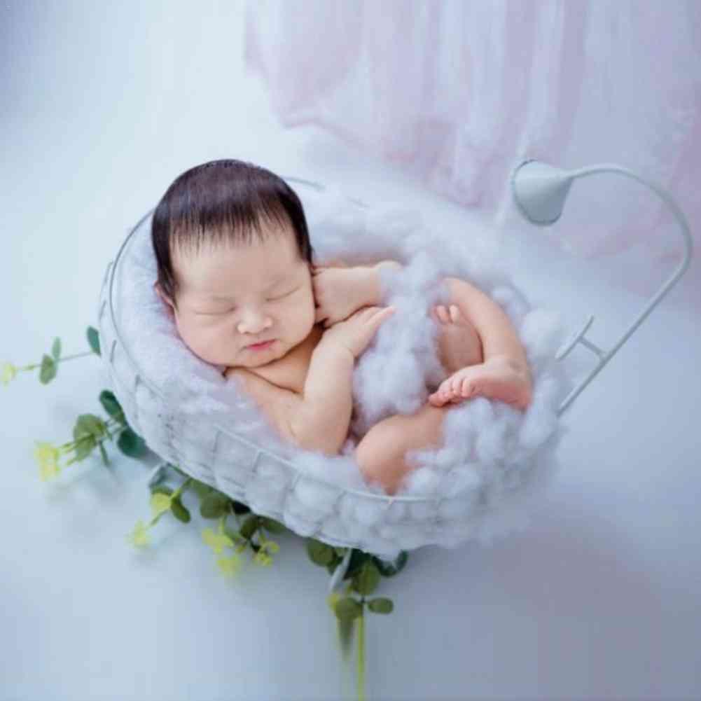 Detachable Basket- Infant Photo Shoot Props