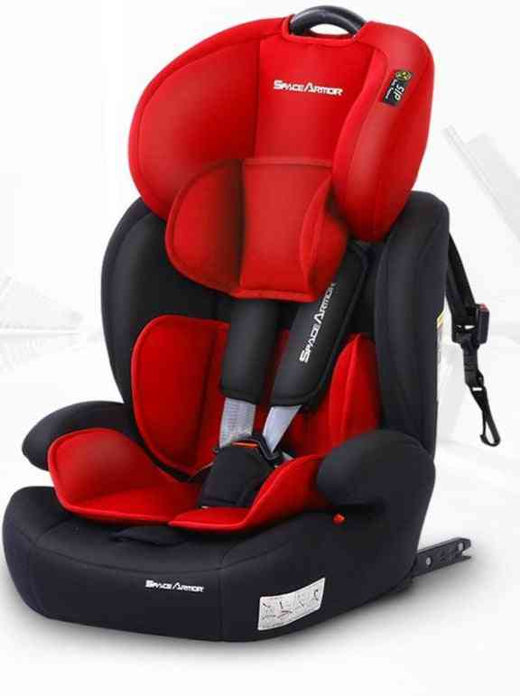 Child Safety Portable Baby Sitting Car Chair With Seat Belt Booster