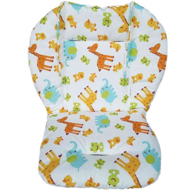Universal Baby Stroller Seat Cover, Cotton Mat