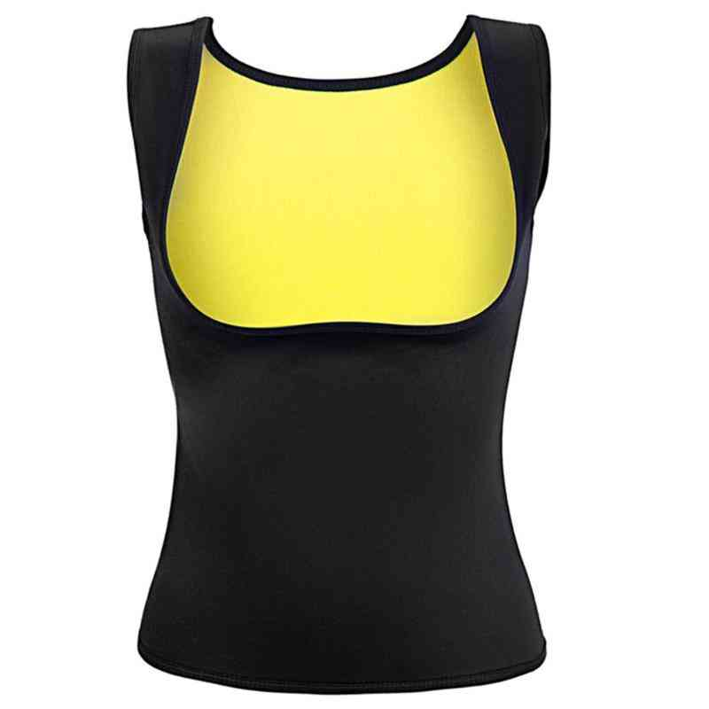 Women Neoprene Shapers-slimming Tank Corset Vest