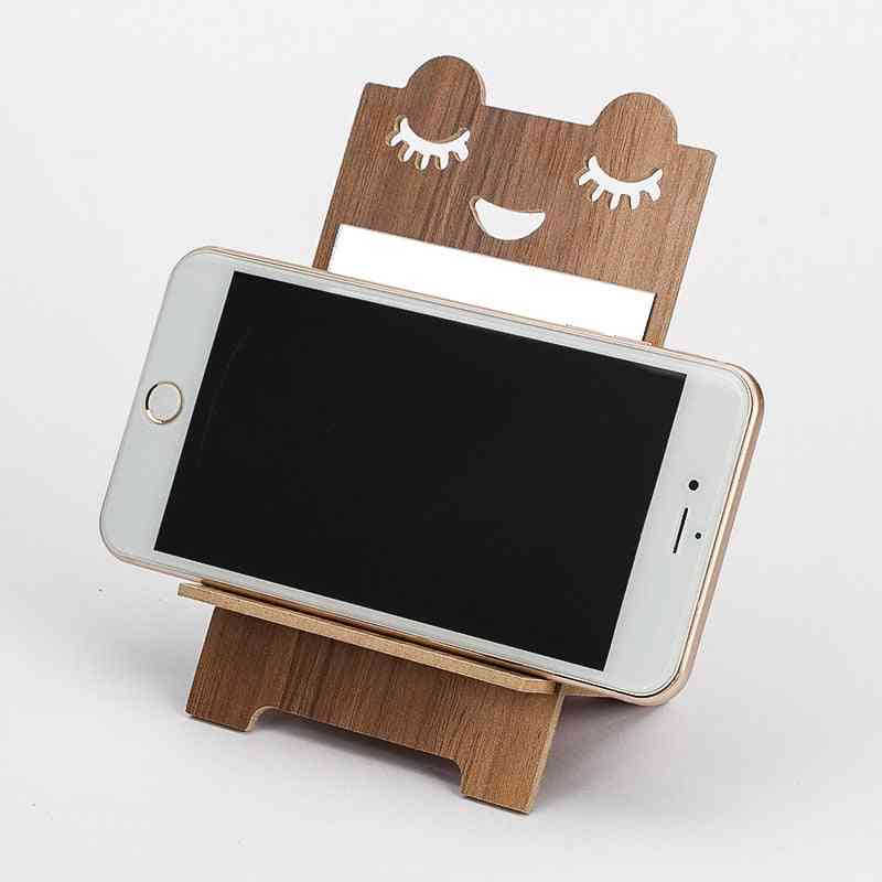 Universal Table Cell Phones Support Holder, Mount Portable Vanity Mirror