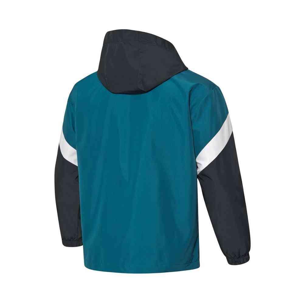 Windbreaker Waterproof Loose Fit Hooded / Jackets