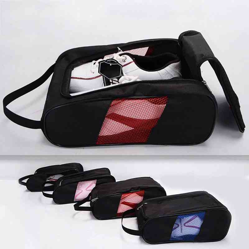 Golf Shoes Bag, Breathable And Portable Water Resistant Case