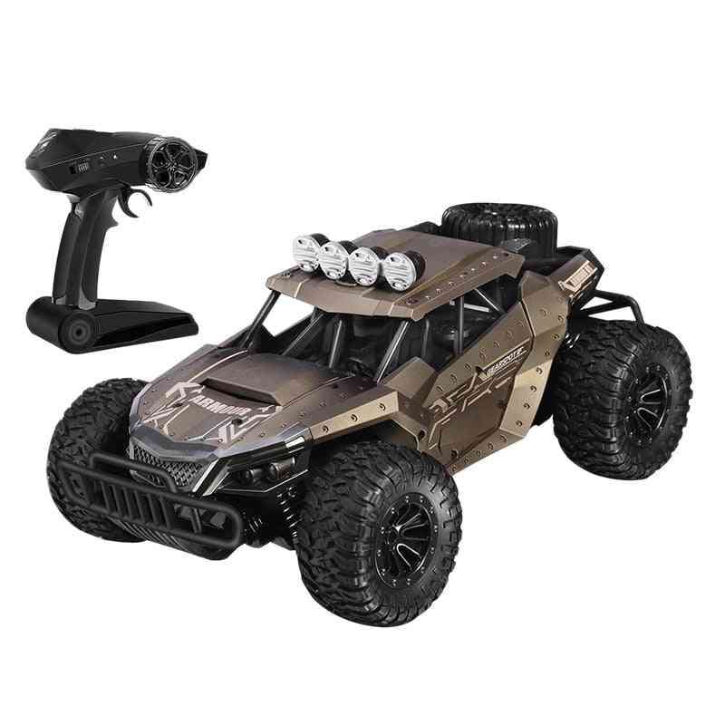 High Speed Off Road Remote Control Car Climbing Model Truck Big Foot Toy