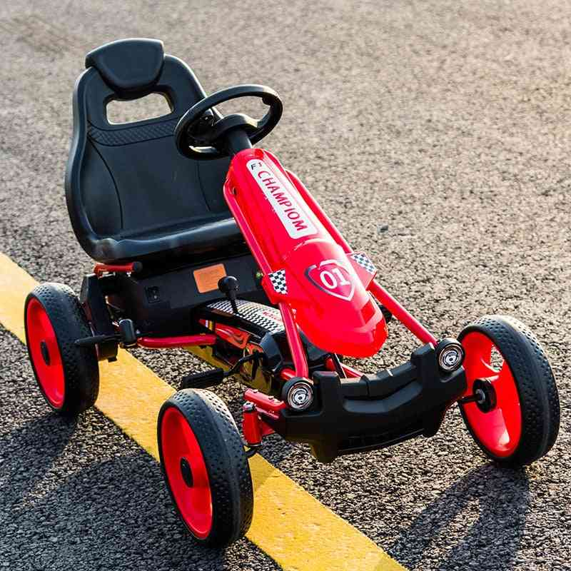 Children's Electric Vehicle, With Four-wheel