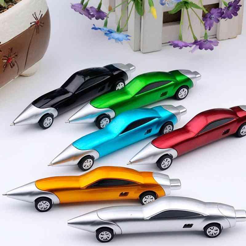Funny Novelty Racing Car Design Portable Creative Ballpoint Pen