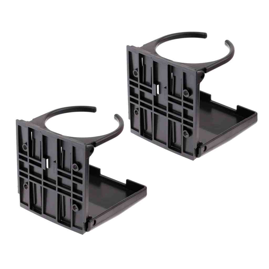 Durable Plastic Drink Holder With Mount Screws For Foosball Table