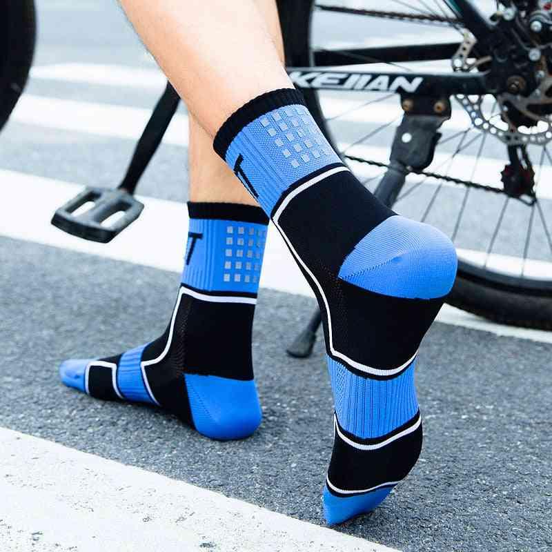 Breathable Non-slip Women Cycling Socks