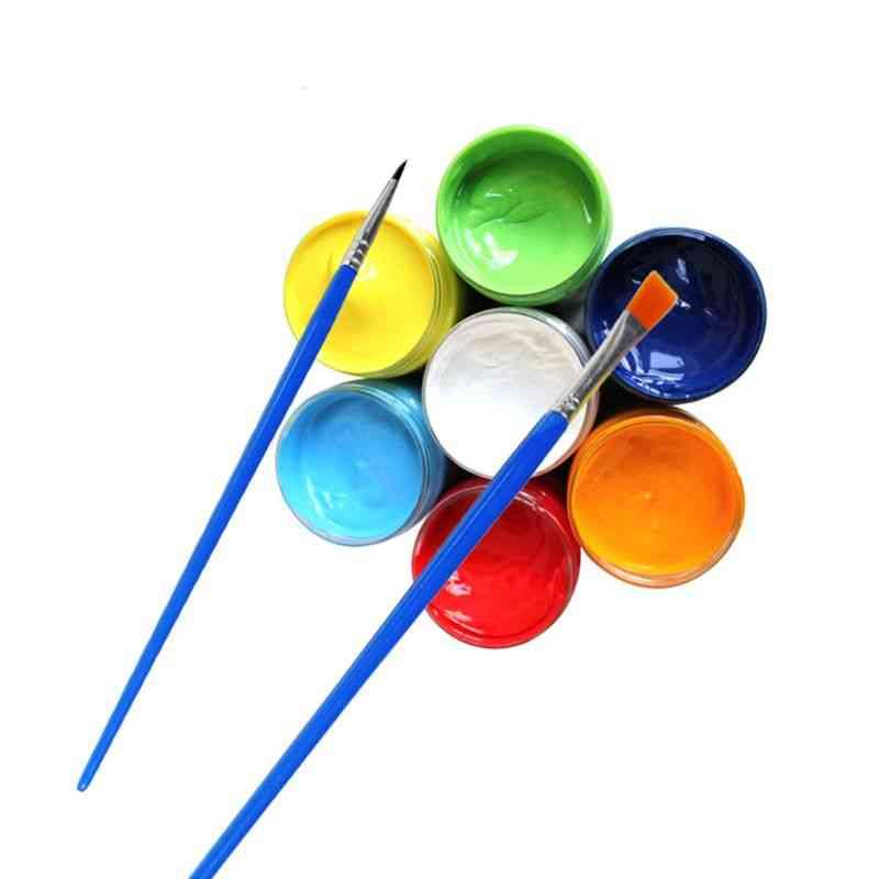 20ml 12 Vibrant Colors Pen, Washable Gouache Paint