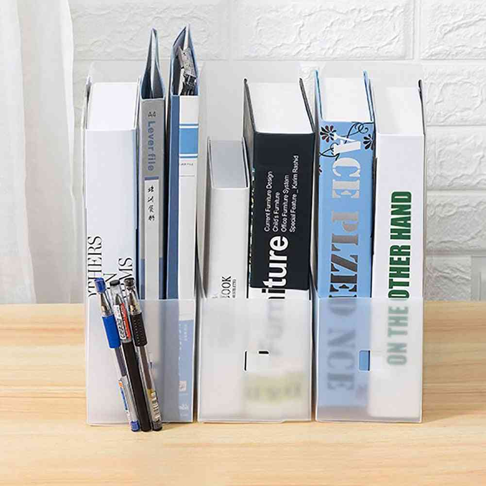 Stable And Durable Large Capacity Tray For Magazin/ Book /document/table Storage/file