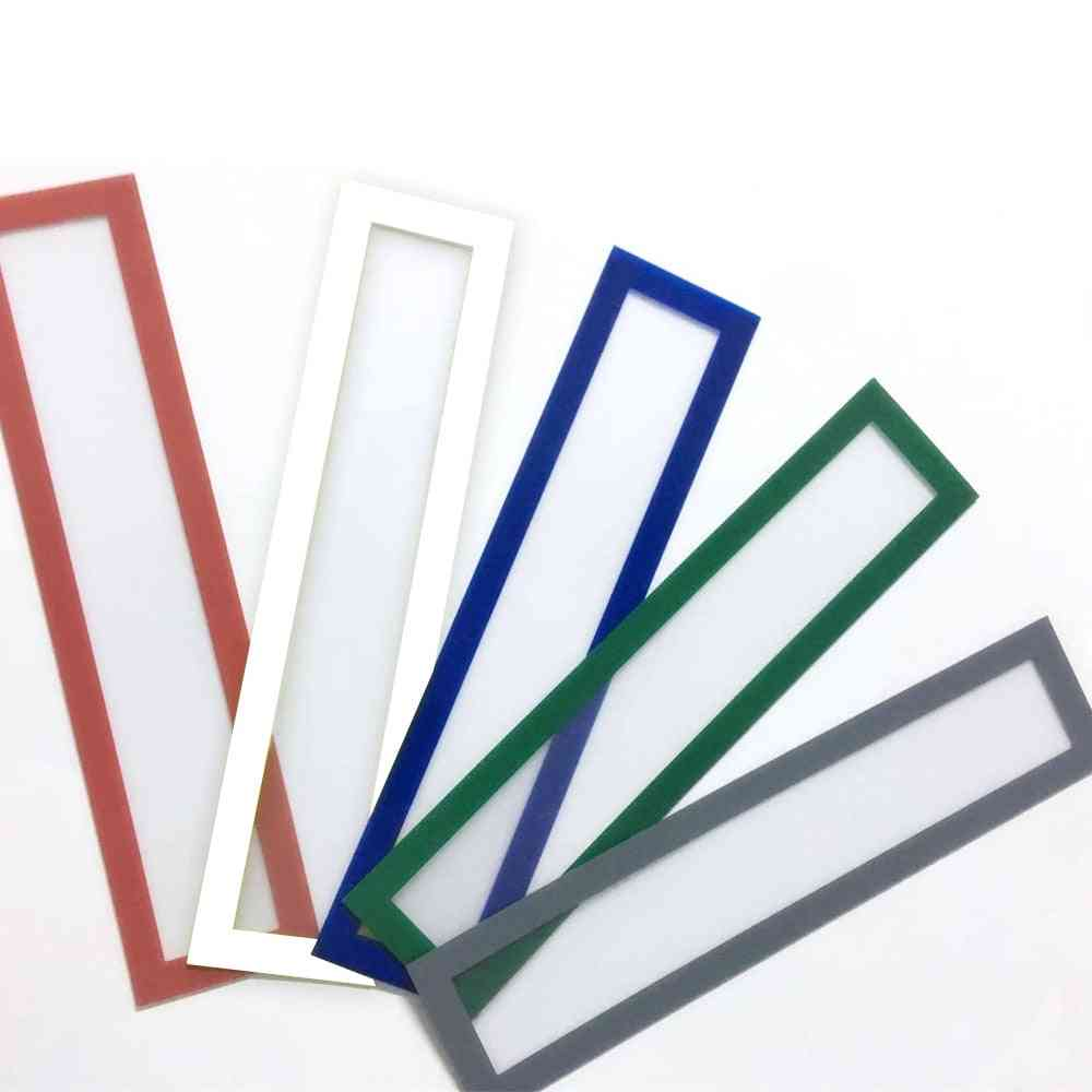 Magnetic Frame For A4 Size File Document Display