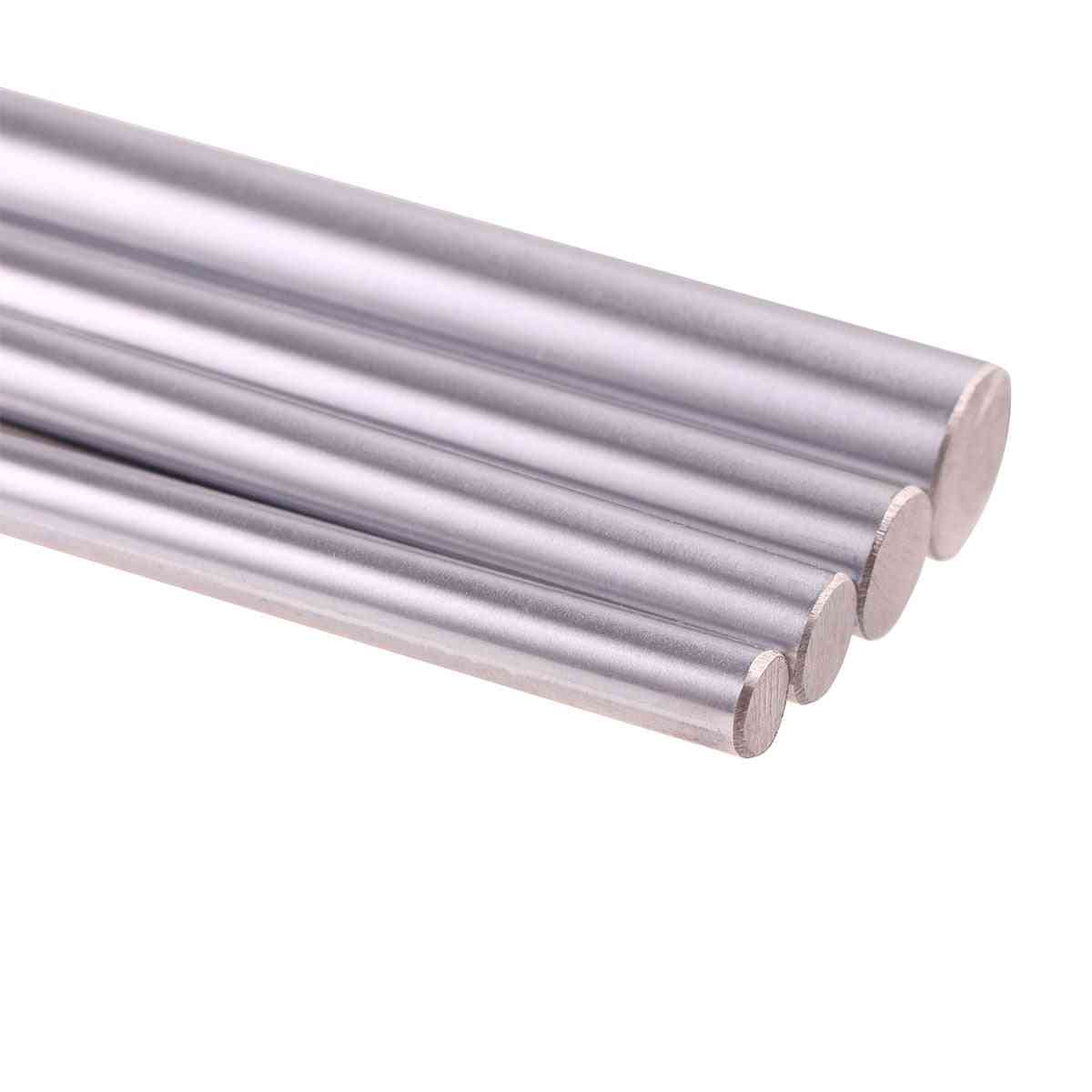 Optical Axis Od Linear Shaft Cylinder Rail Smooth Round Rod For 3d Printer Parts