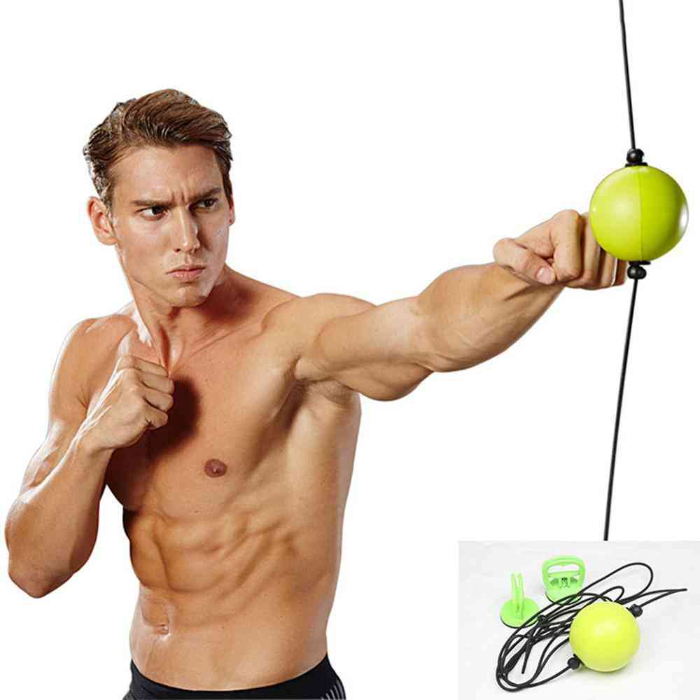 Boxing Practice Speed Ball -adult Fitness Training Equipment