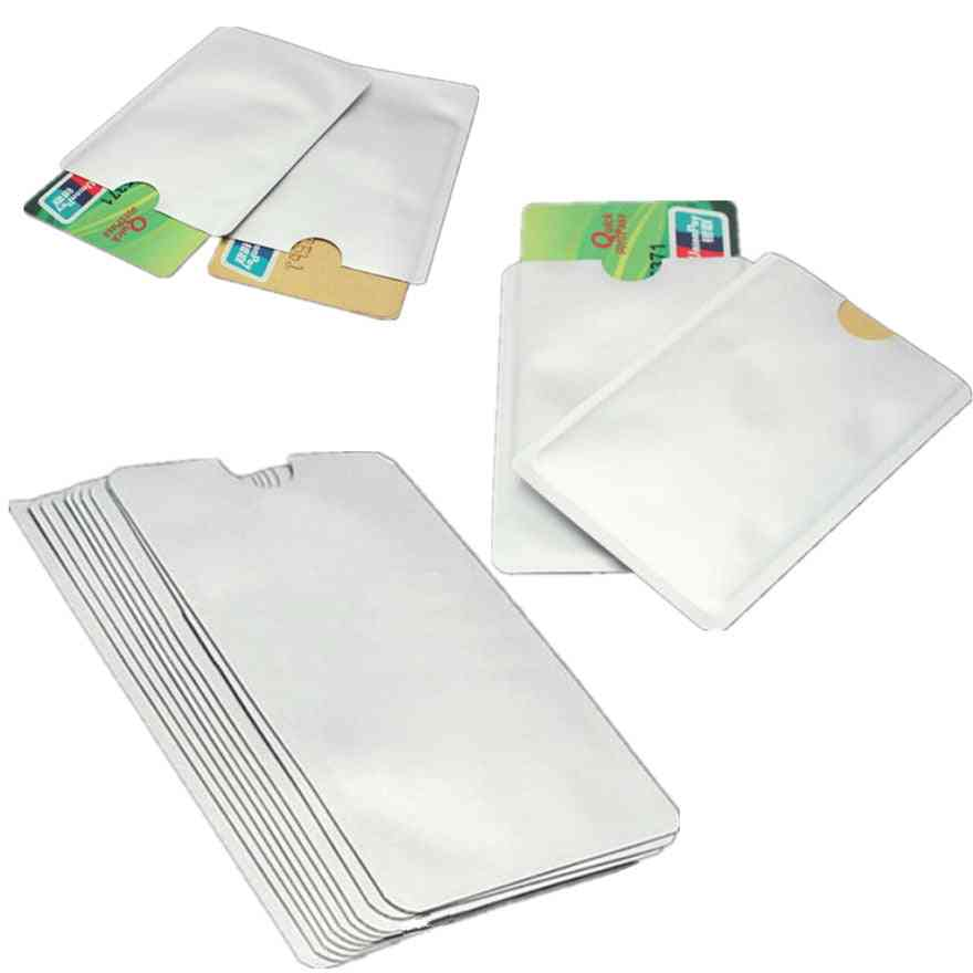 Id And Credit Card Holder Sleeve