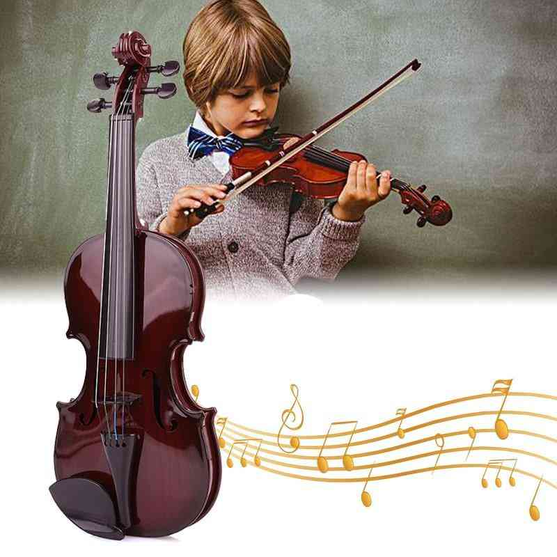 Durable Practical Abs Clamping Violin And Qin Bow For Kids