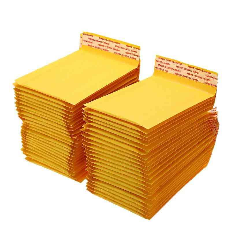 Craft Paper Self Sealed Padded Envelopes