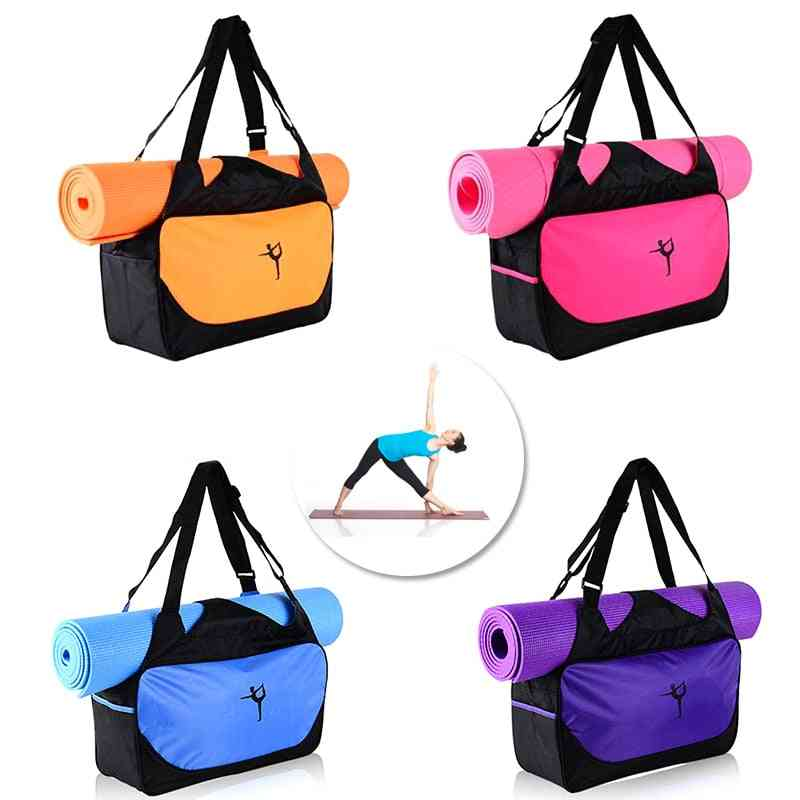 Gym Fitness Sport Yoga -shoulder Waterproof Bags