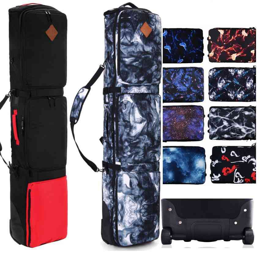 Large Capacity Snowboard Bag With Wheels