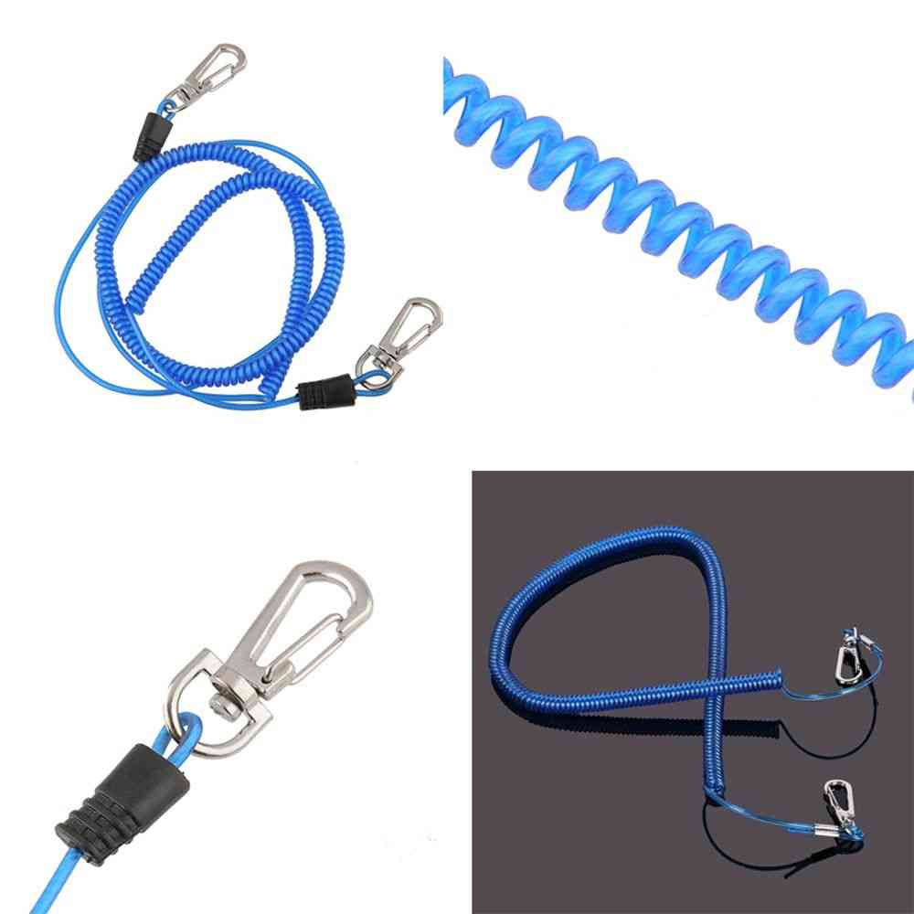 Practical And Durable Safety Fishing Lanyard Cable