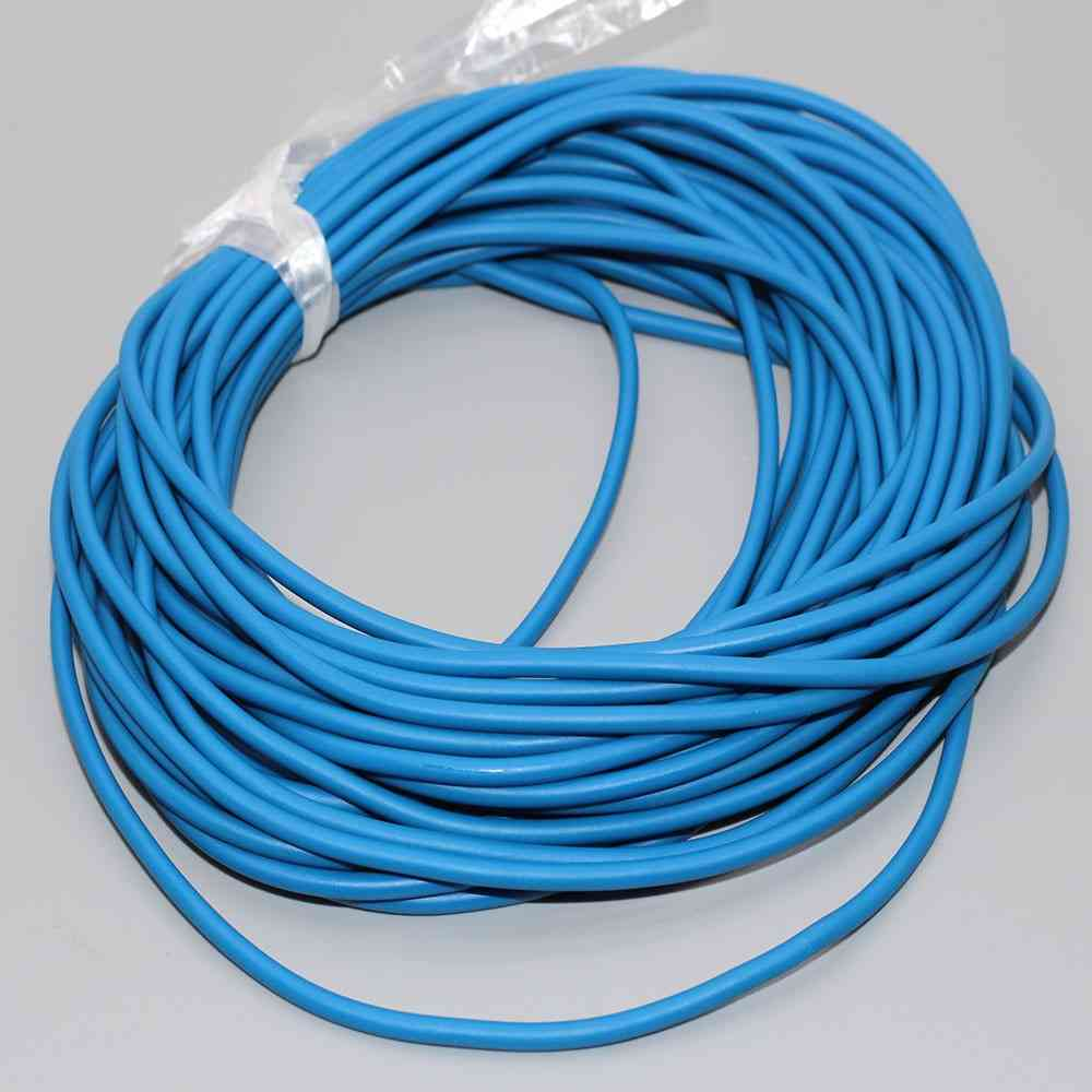 Solid Elastic Rubber Line-fishing Rope