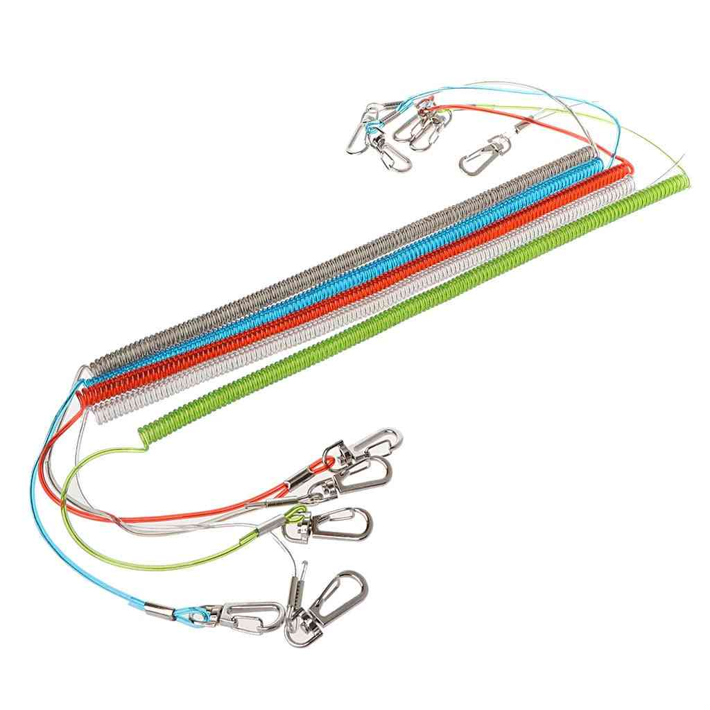 Fishing Tackle Accessories Set, Lanyard Ropes & Magnetic Buckle