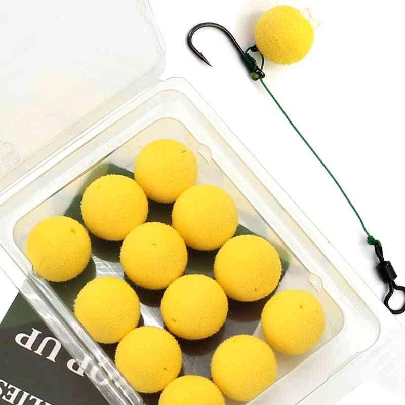 Carp Fishing Accessories- Foam Boilies For Zig
