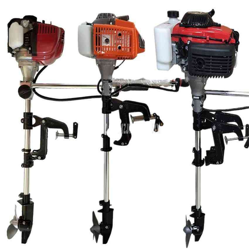 Inflatable Fishing Engine -outboard Gasoline Marine Motor
