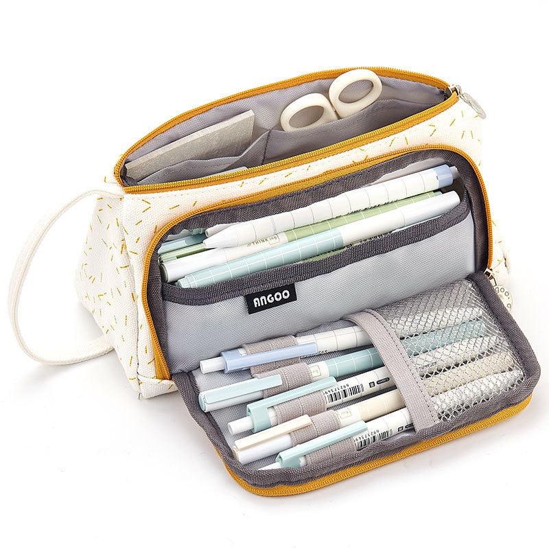 Large Capacity Pen & Pencil Case