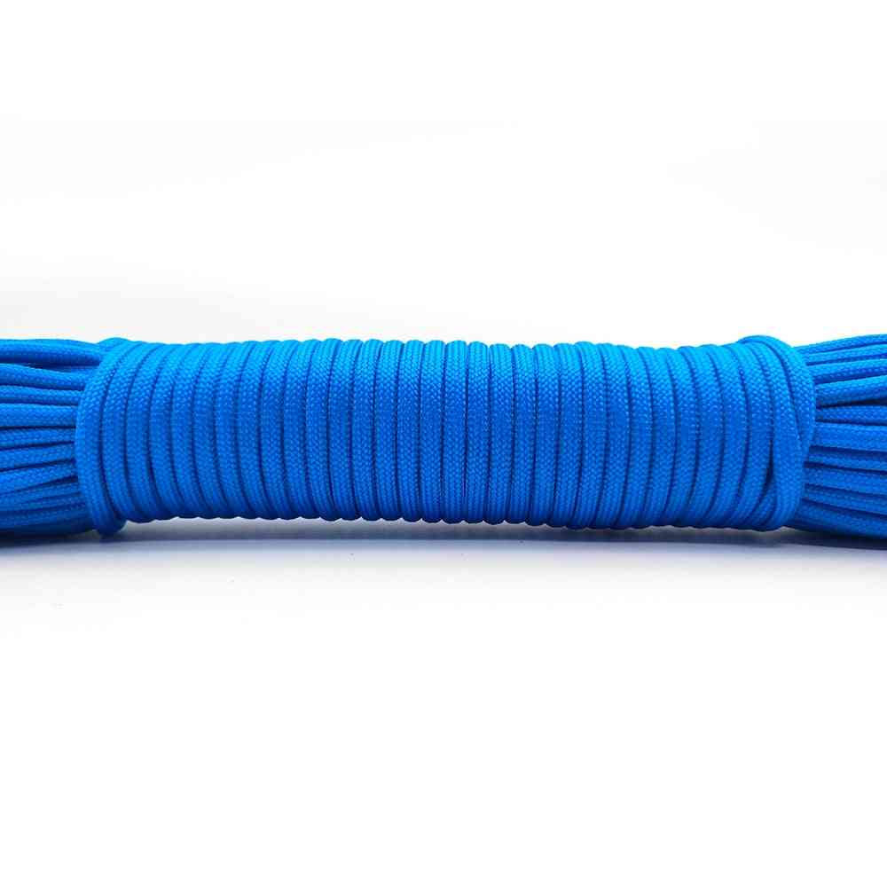 Paracord Cores For Survival Parachute Cord, Lanyard Camping Climbing Camping Rope Hiking Clothesline