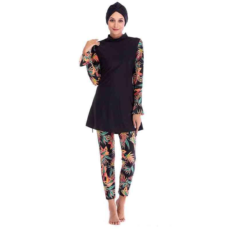 Islamic Swim Wear Burkinis, Bathing Suit, Beach Swimwear