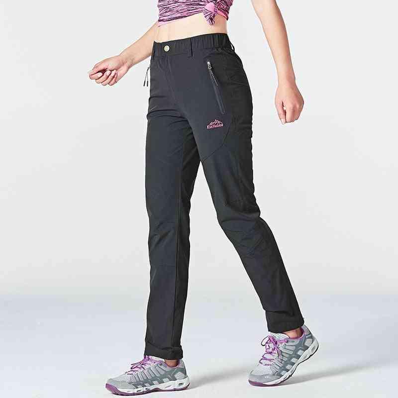 Women Hiking Pants-  Quick Dry Sport Mountain Trousers
