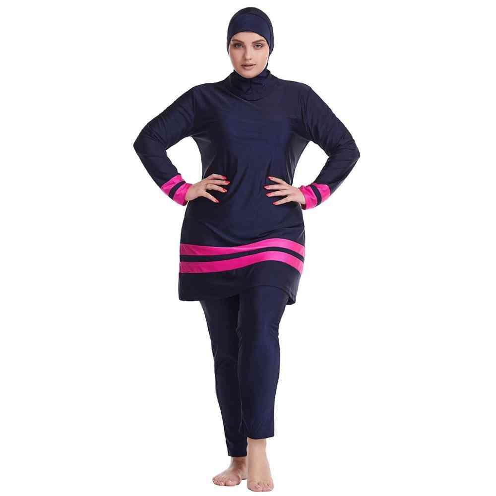Arab Women Swimwear, Summer Beach Wear Burkini