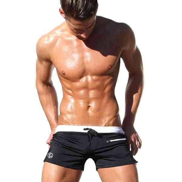 Men's Swimwear Surfing Swimming Shorts -beachwear Swimsuit