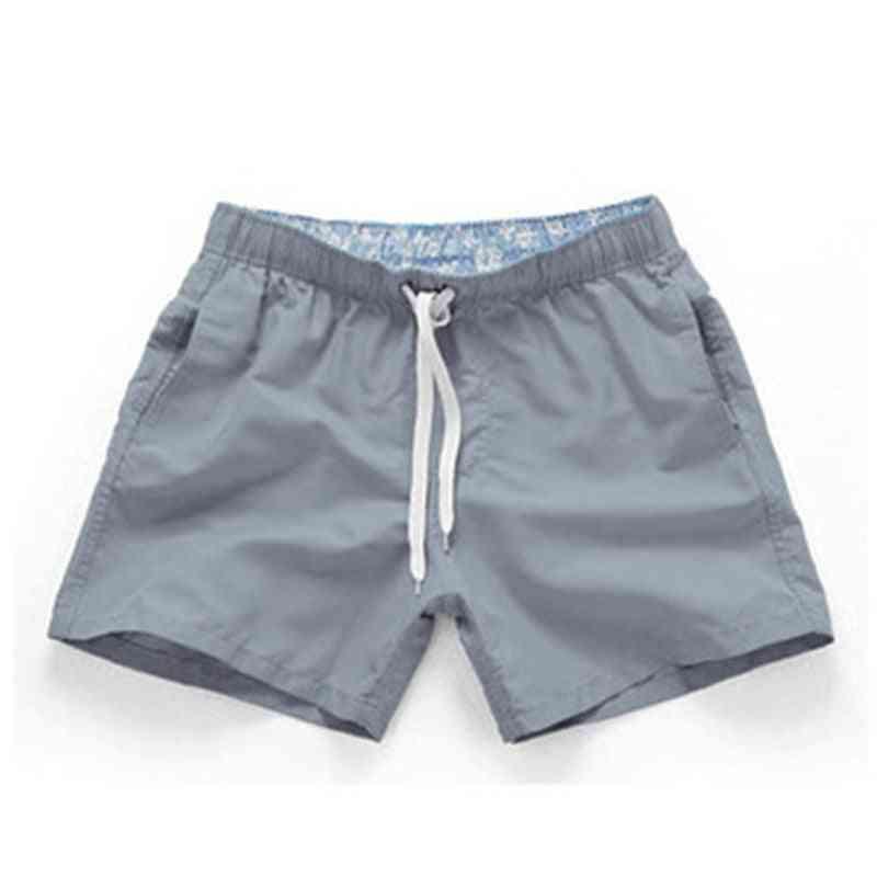 Men Swimsuit  Beach Sport Quick-drying Swimming Shorts