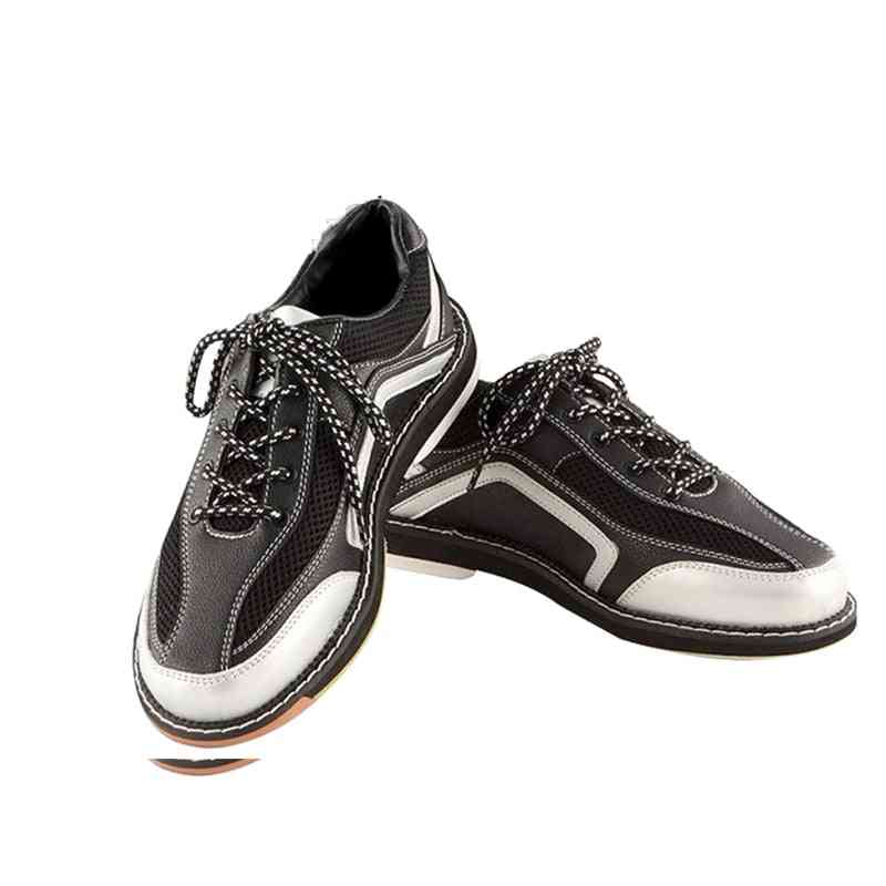 Anti-skid Outsole Sneakers-leather Sport Shoes
