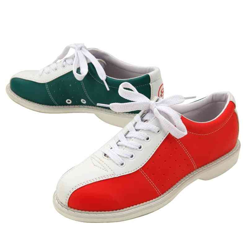 Leather Bowling Shoes/women  Fitness