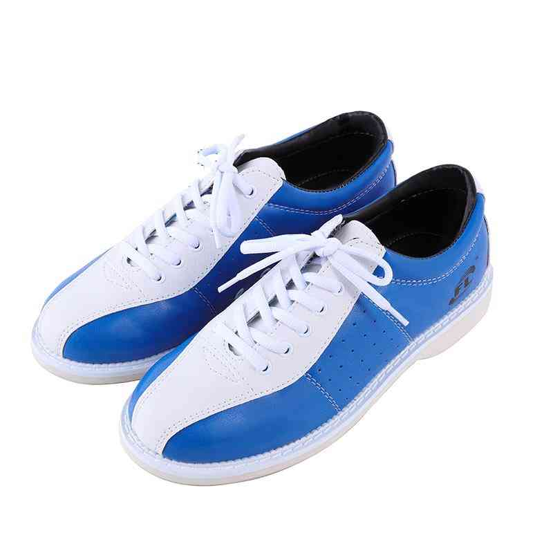 Unisex Training Sneakers-lace-up Bowling Shoes